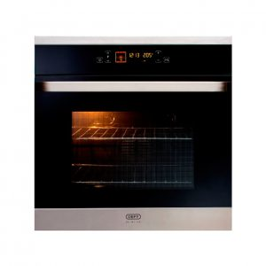 DEFY DBO464 Slimline Multifunction Eye-Level Oven – Full Touch Control