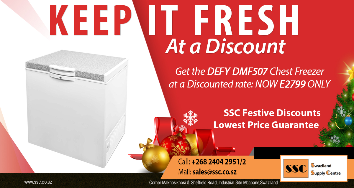 Defy Chest Freezer Discount