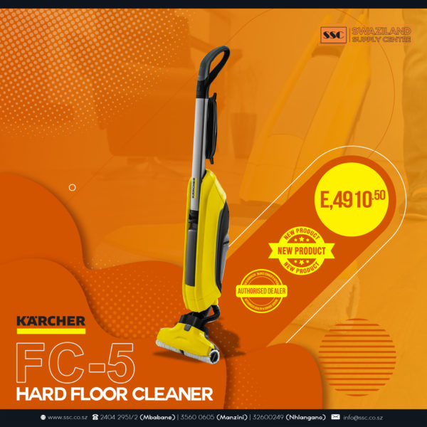 Karcher FC5 Hard Floor Cleaner | Swaziland Supply Centre Eswatini
